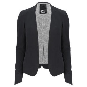 Denham Women's Vive CS Tailored Jersey Jacket - Black