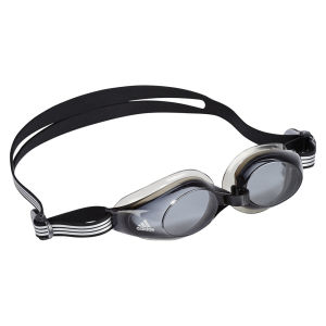 adidas Men's Aquastorm One-Piece Swimming Goggles - Black