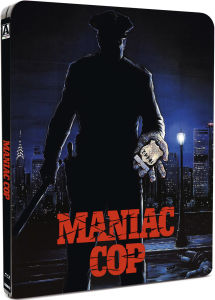 Maniac Cop - Zavvi Exclusive Limited Edition Steelbook
