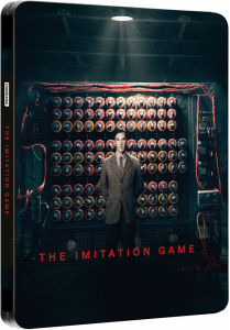 The Imitation Game - Zavvi exklusives Limited Edition Steelbook