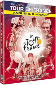 French Legends Of The Tour De France
