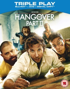 The Hangover Part II - Triple Play (Includes Blu-Ray, DVD and Digital Copy)