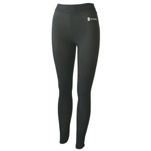 Proskins Women's Slim Full Length Leggings - Black