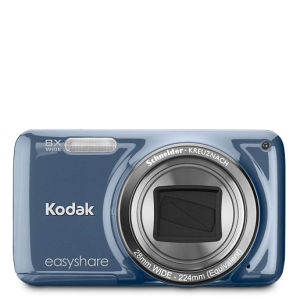 Kodak M583 Easyshare 14MP Digital Camera Blue (x8 Optical Zoom)