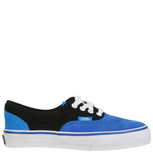 Vans Era Tri-Tone Suede Trainers - Blue/Black