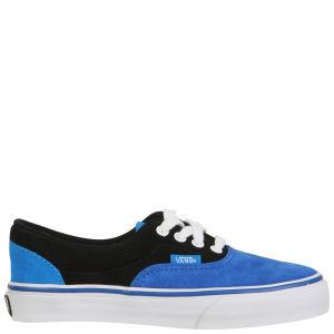 Vans Era Tri-Tone Suede Trainers - Blue/Black