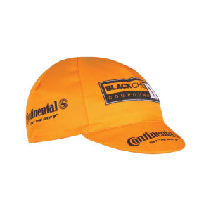 Continental Team Cotton Cycling Race Cap