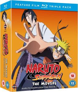 Naruto Shippuden Movie Trilogie