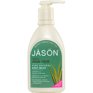 Jason Aloe Vera Satin Shower Body Wash (887ml)
