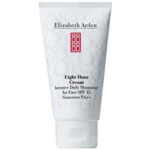 Elizabeth Arden Eight Hour Cream Intensive Daily Moisturiser for Face (SPF 15) (50ml)