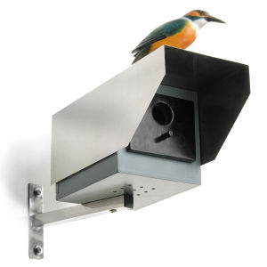 Big Brother CCTV Styled Bird House