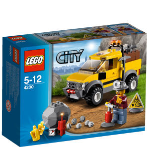 LEGO City: Mining 4x4 (4200)