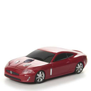 Road Mice Jaguar XKR Red Wireless Mouse