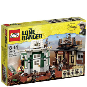 LEGO The Lone Ranger: Colby City Showdown (79109)