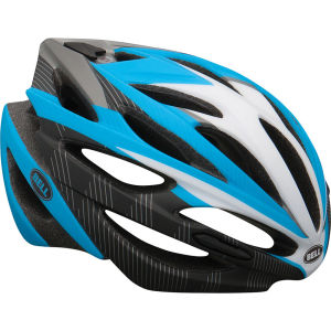 Bell Array Cycling Helmet Blue/Black