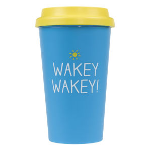 Happy Jackson Travel Mug Wakey Wakey