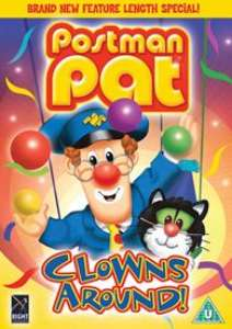 Postman Pat - Pat Clowns Around