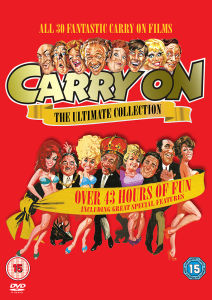 Carry On - Ultimate Collection [30DVD]