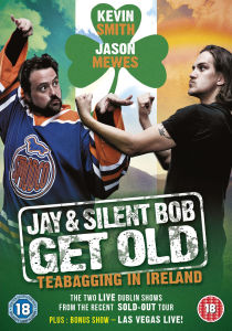 Jay and Silent Bob: Tea-Bagging In Ireland