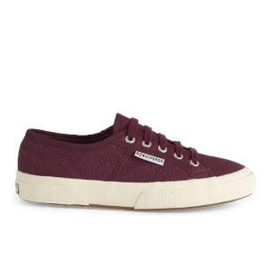 Superga Unisex 2750 Cotu Classic Trainers - Dark Bordeaux