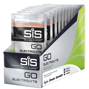 Science in Sport Go Electrolyte 40g Sachet - Box of 18