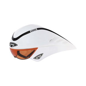 Uvex FP2 Time Trial Helmet White