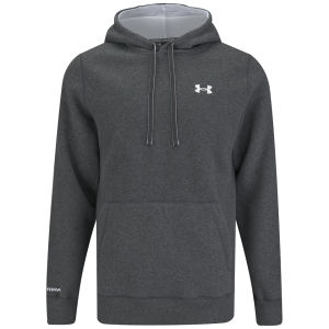 Under Armour Men's Storm Hoody - Carbon Heather/White