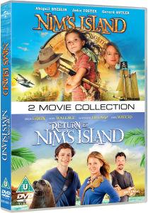 Nims Island / Return to Nims Island (Single Case)