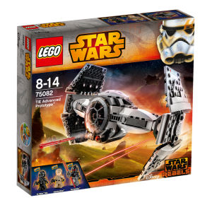 LEGO Star Wars: TIE Advanced Prototype™ (75082)