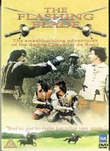 FLASHING BLADE, THE (TWO DISCS) (DVD)