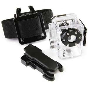Veho Waterproof Case for Muvi Atom Micro Camcorder