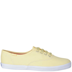 Keds Women's Champion Oxford Pumps - Pastel Yellow