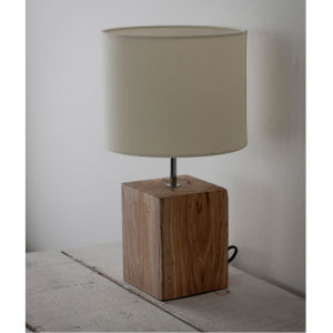 Megeve - Reclaimed Elm Table Lamp