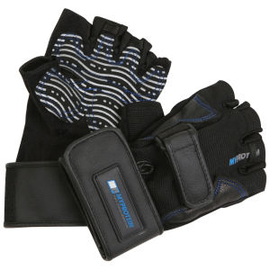 Pro Black Training Gloves (USA)