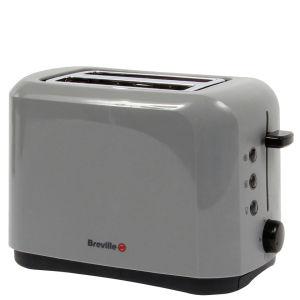 Breville 2 Slice Silver Toaster