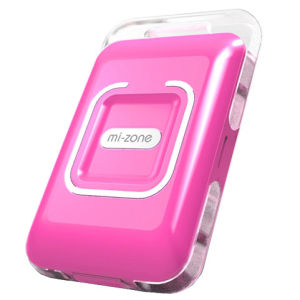 Mi-Zone 2 Way Bluetooth Proximity Alarm - Pink