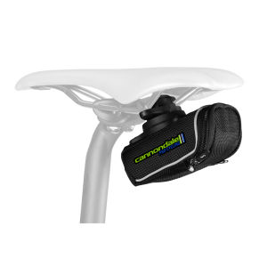 Scicon Phantom 230 - Black - RL 2.1 with Tyre Levers Included - Cannondale Pro Cycling Design