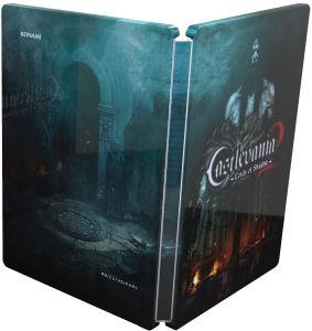 Castlevania: Lords of Shadow 2 Steelbook Case