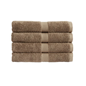 Christy Verona Towel - Hessian