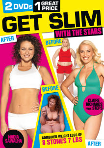 Get Slim with the Stars: Claire Richards