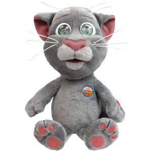 Talking Tom - Animated Plush