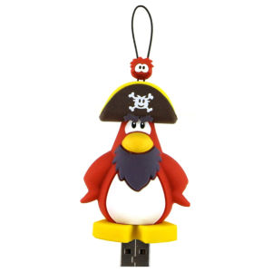 Club Penguin Rockhopper 4GB USB Drive
