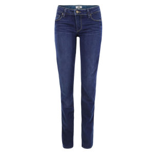 Paige Women's Skyline Straight Jeans - Carrine