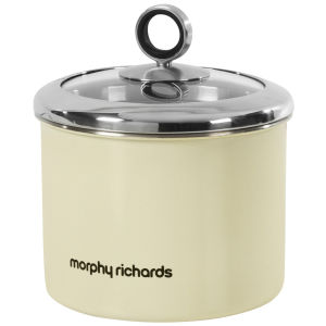 Morphy Richards Accents Small Storage Canister - Cream