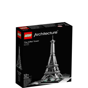 LEGO Architecture: The Eiffel Tower (21019)