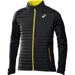 Asics Men's Speed Hybrid Jacket - Performance Black