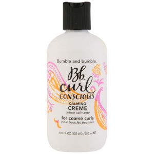 Bumble and bumble Curl Conscious Calming Creme for Coarse Curls (250ml)