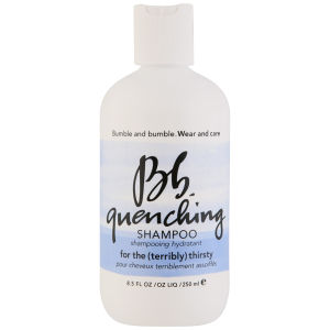 Bumble and bumble Wear and Care Quenching Shampoo (250ml)
