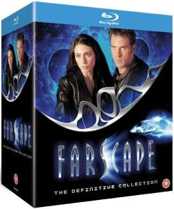 Farscape - The Definitive Collection - Series 1-4