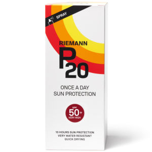 Riemann P20 Once a Day Sun Filter 200ml SPF50+